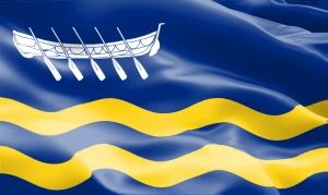 St Annes Town Flag